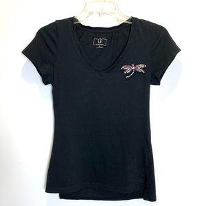 Sale🎈G by Giuliana Rancic Dragonfly T-shirt